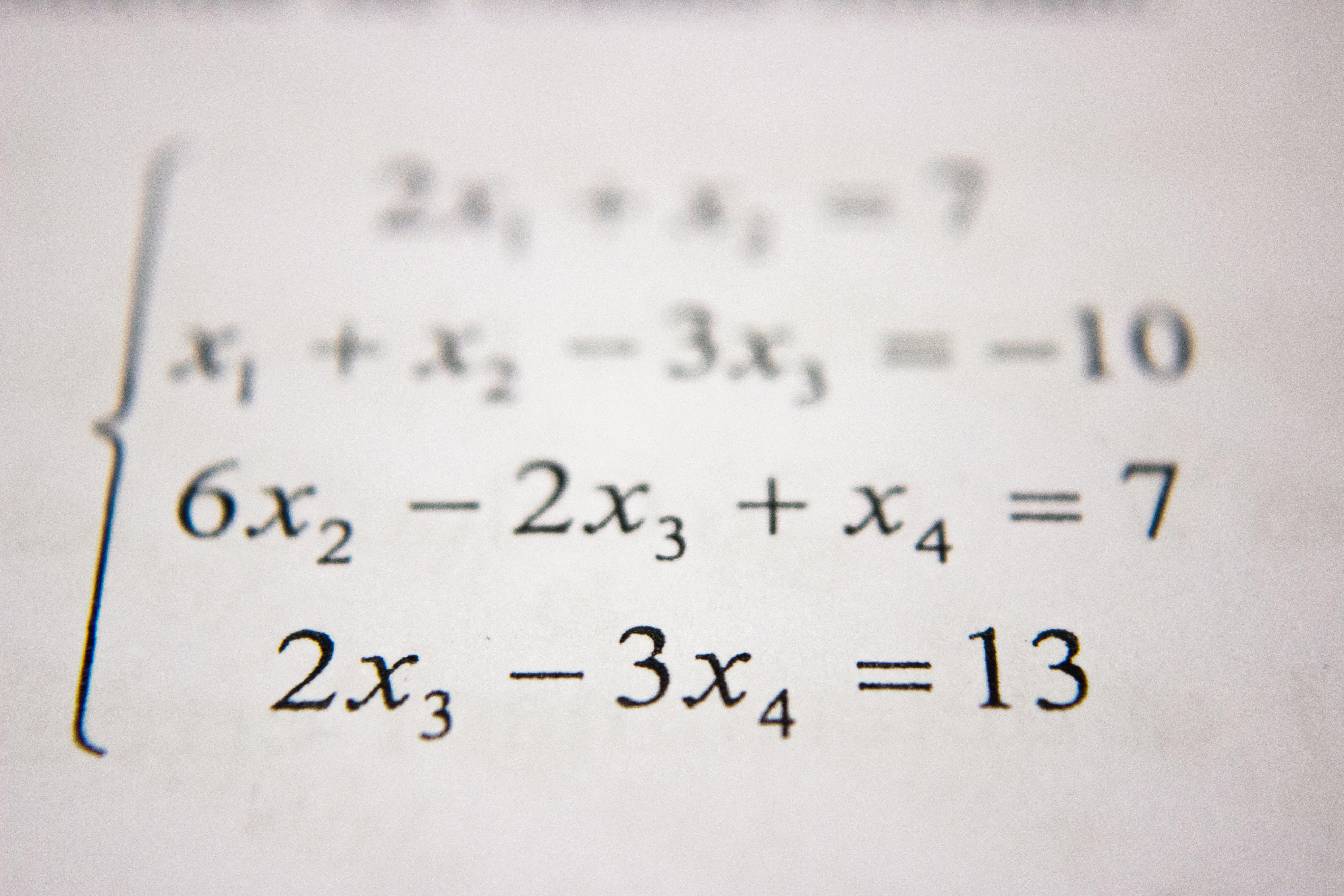 6 найпоширеніших помилок у ЗНО з математики